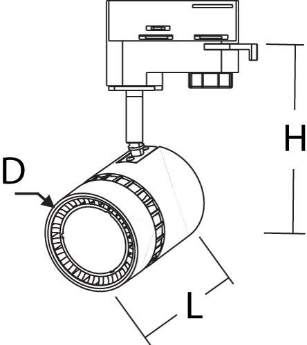 led 3 Phasenstrahler_size TBRW501240850